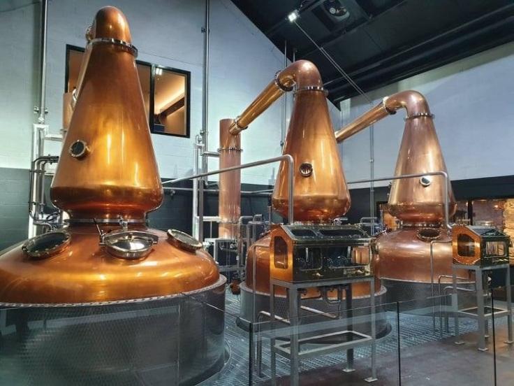 Dublin Liberties Distillery tour 2