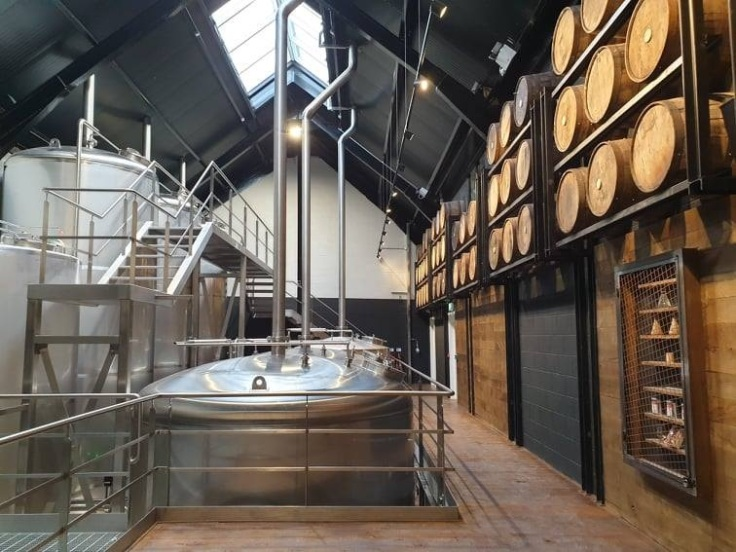 Dublin Liberties Distillery tour 8